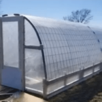 How To Build A Cheap and Sturdy Cattle Panel Greenhouse