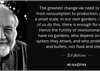 Who Is Bill Mollison?