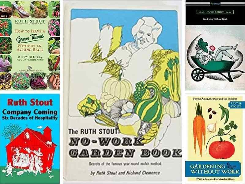 Ruth Stout Books
